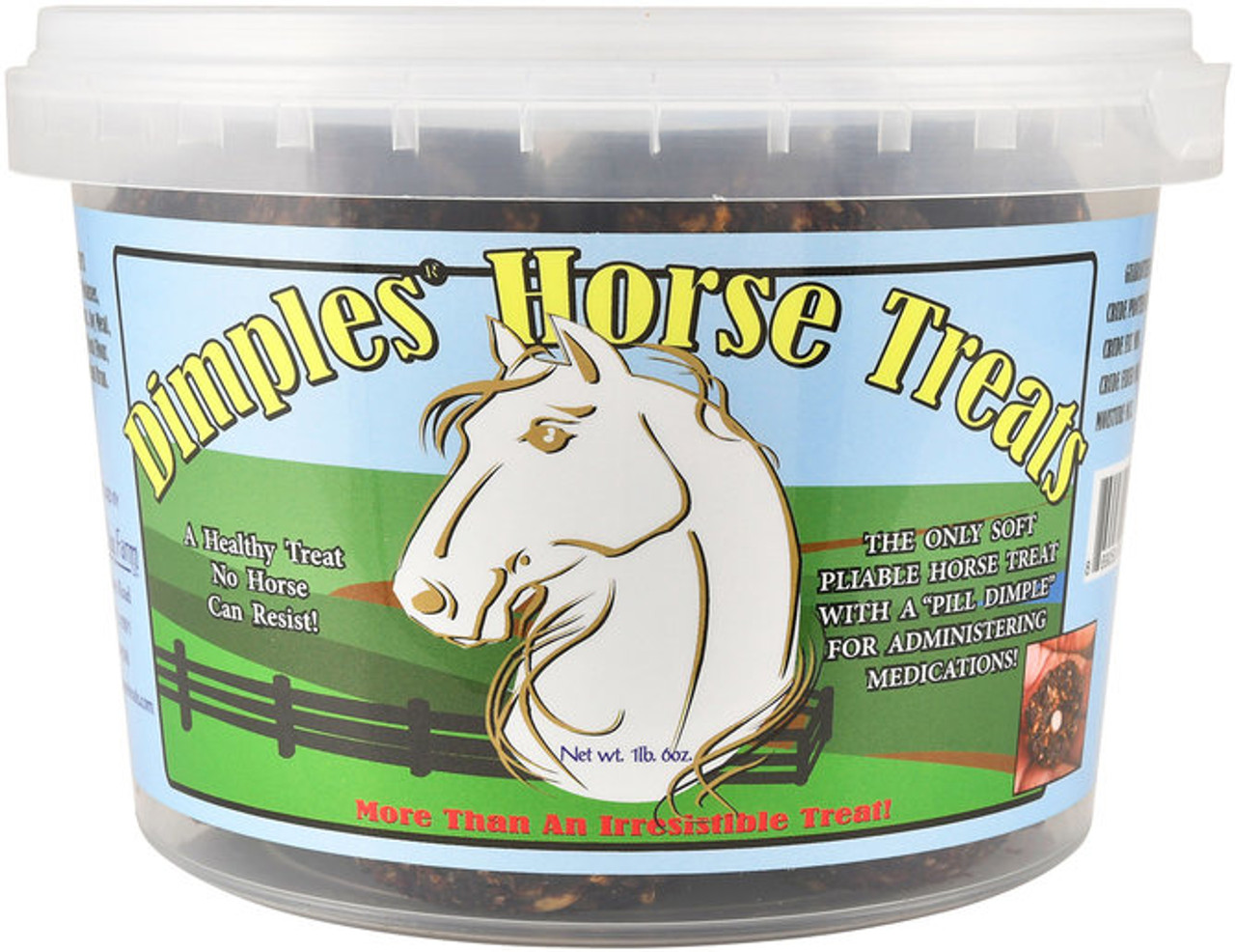 Dimples Horse Treats 1 Lb 6oz