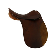 "17"" STUBBEN TRISTAN ALL PURPOSE SADDLE - A30347"