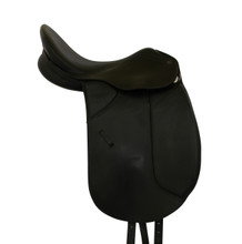"16.5"" COLLEGIATE DRESSAGE SADDLE - D20769"