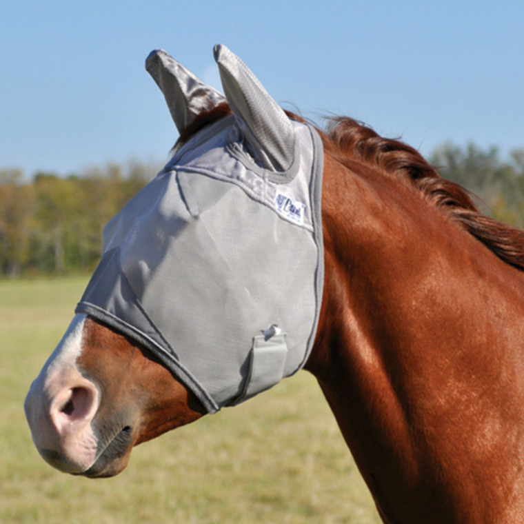 CASHEL CRUSADER STANDARD WITH EARS FLY MASK