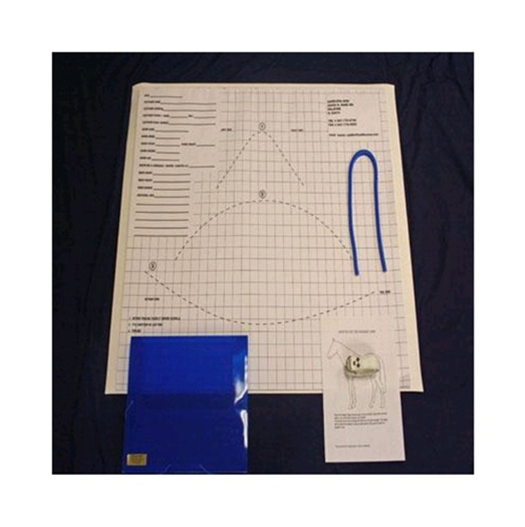 SADDLERS ROW WITHER TRACING KIT