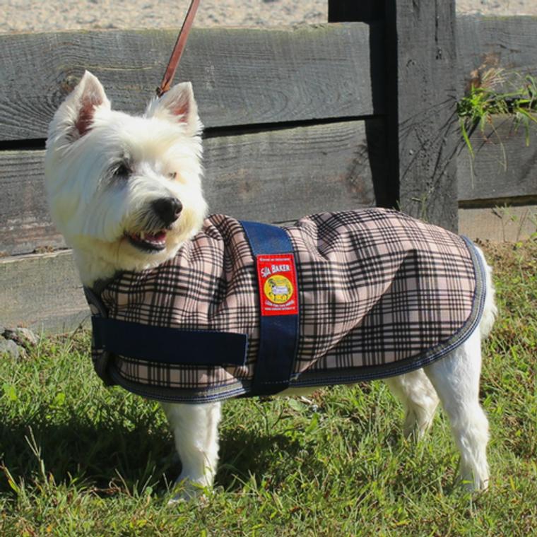 BAKER DOG BLANKET