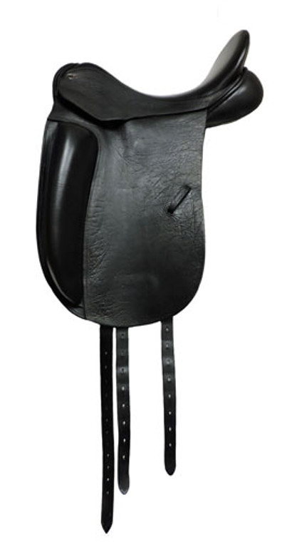 "16.5"" COUNTY FUSION DRESSAGE SADDLE – D20859"