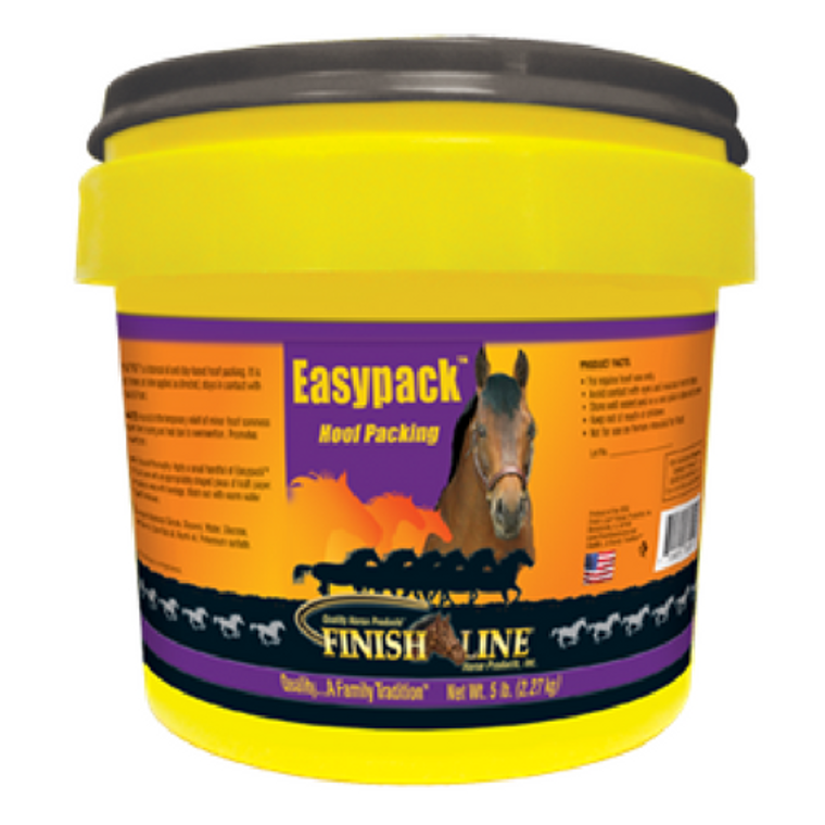 FINISH LINE EASYPACK HOOF PACKING 5 LBS