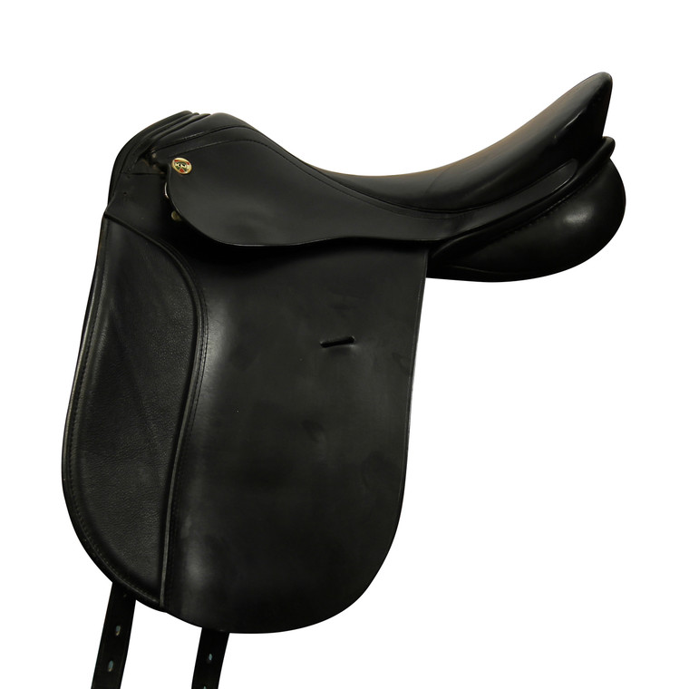 "17.5"" NIEDERSUSS OLYMPIC DRESSAGE SADDLE - D20953"