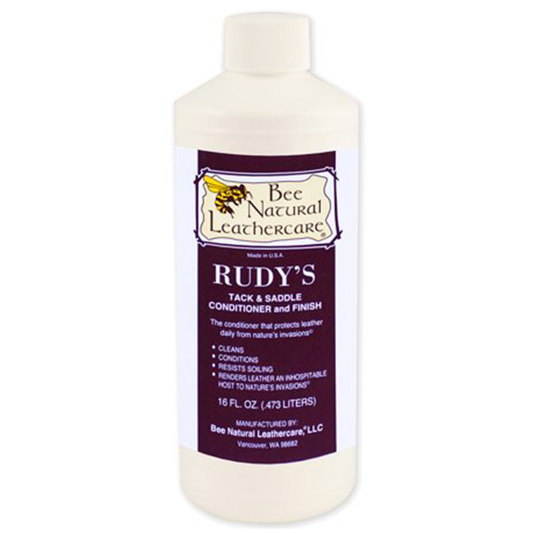 BEE NATURAL RUDY'S CONDITIONER AND FINISH - 16oz