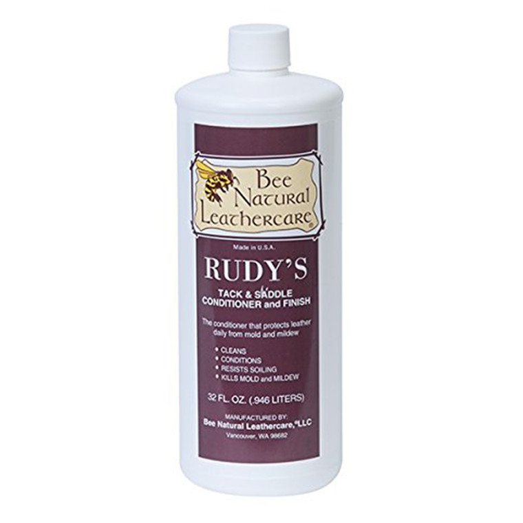 BEE NATURAL RUDY'S CONDITIONER AND FINISH - 32oz