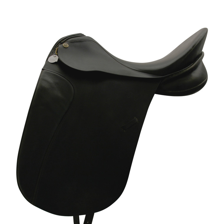 "18"" SOMMER DIPLOMAT EXCLUSIVE DRESSAGE SADDLE - D20965"