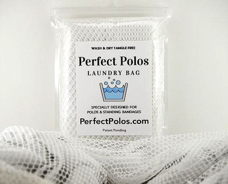 PERFECT POLOS LAUNDRY BAG