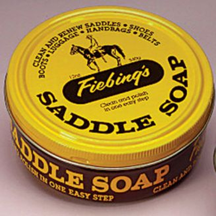 FIEBINGS SADDLE SOAP 12OZ