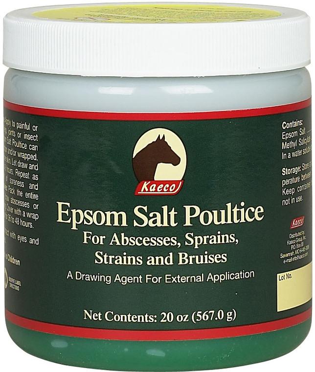 EPSOM SALT MAGNA POULTICE 20OZ