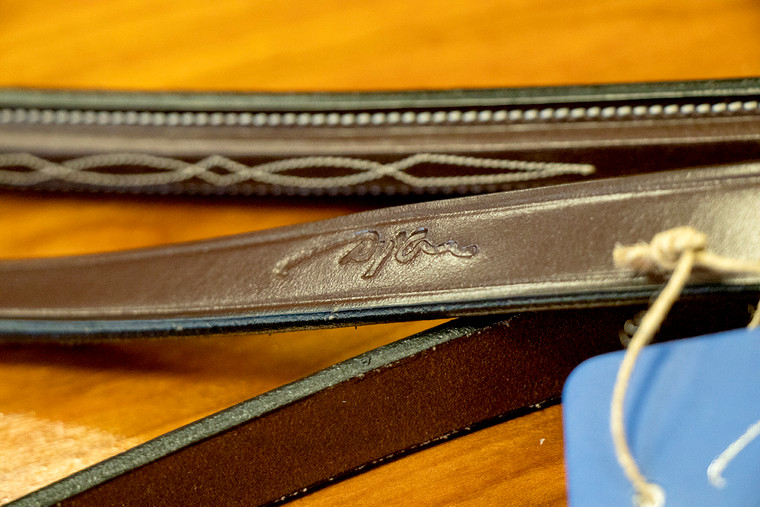 DY'ON HUNTER COLLECTION REINS 5/8""