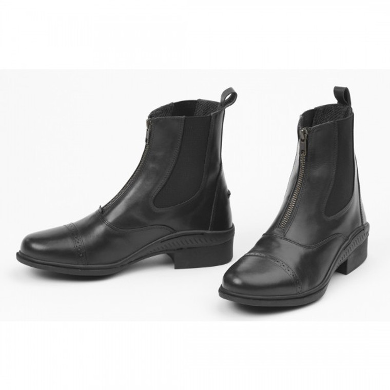 AEROS™ SHOW ZIP PADDOCK BOOT - LADIES'
