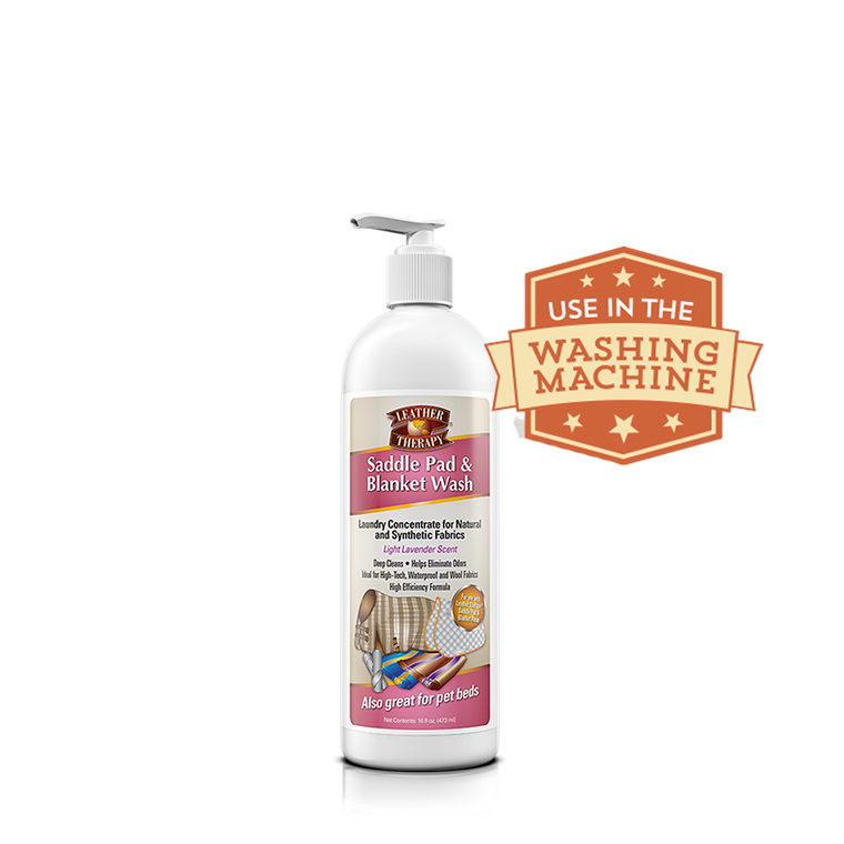 LEATHER THERAPY BLANKET WASH - 16OZ