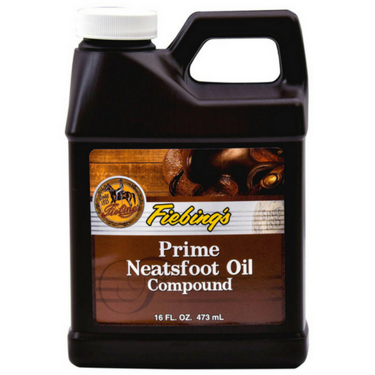 FIEBING'S PRIME NEATSFOOT OIL COMPOUND 32 OZ