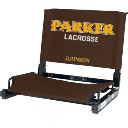 "Stadium Chair - ""PARKER LACROSSE"""