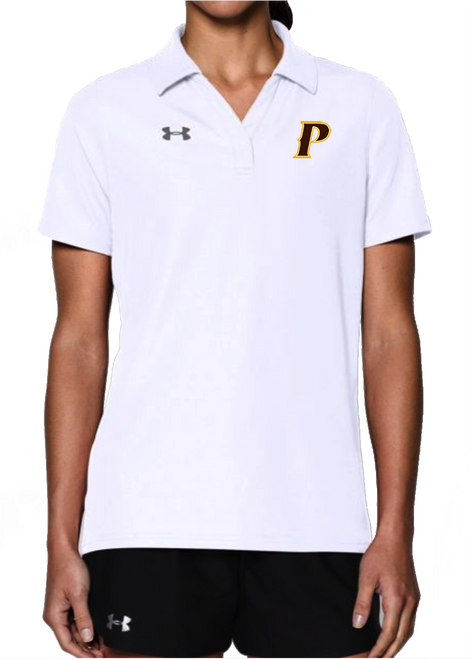 "Ladies Performance Polo  - ""P"" (FREE SHIPPING)"