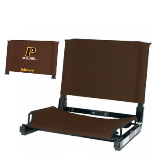 "Stadium Chair - ""P Basketball"""