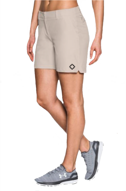 "Ladies Team Chino Short - ""WINDOW""  (FREE SHIPPING)"