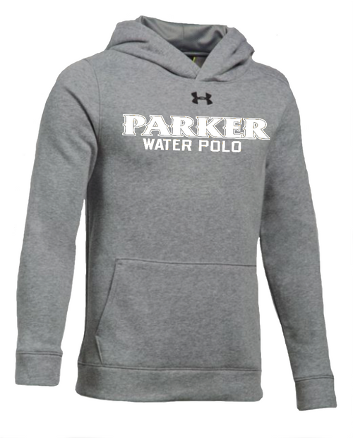 "Youth Hustle Fleece Hoody - ""PARKER WATER POLO"""