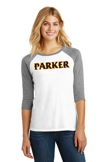 "Ladies 3/4 Sleeve Tee - ""PARKER"""