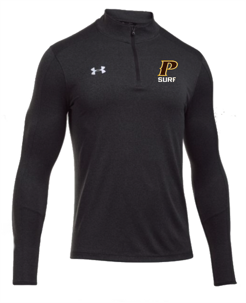 "Men's Locker 1/4 Zip - ""P-SURF"""