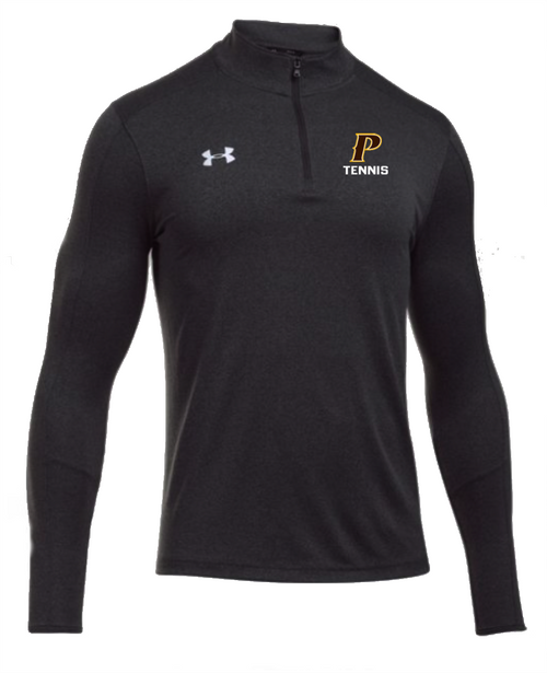 "Men's Locker 1/4 Zip - ""P TENNIS"""