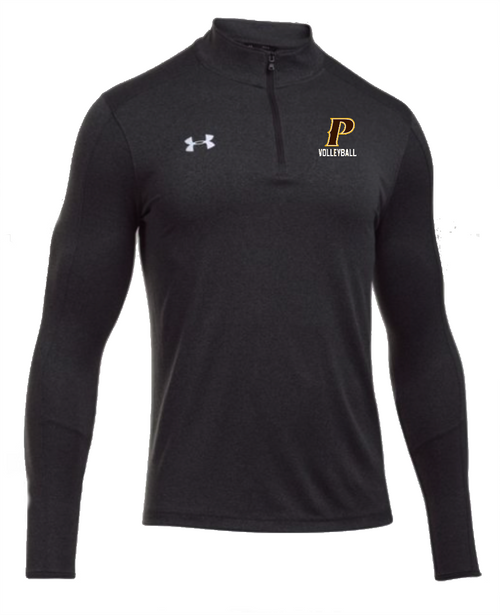 "Men's Locker 1/4 Zip - ""P - VOLLEYBALL"""