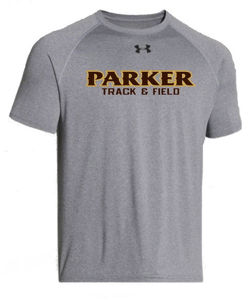 "Mens Locker Tee  - ""PARKER TRACK & FIELD"""