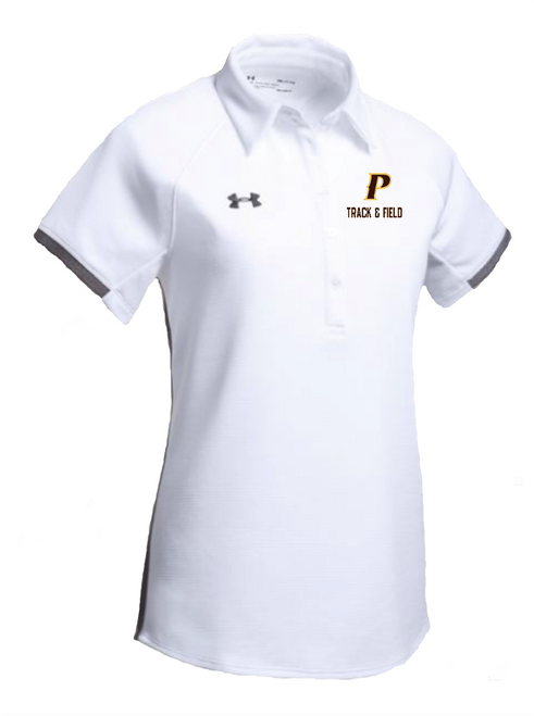"Ladies Rival Polo - ""P TRACK & FIELD"""
