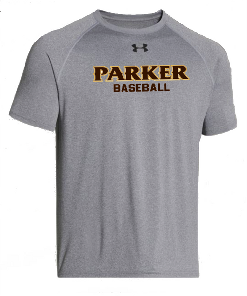 "Mens Locker Tee  2.0 - ""PARKER BASEBALL"""