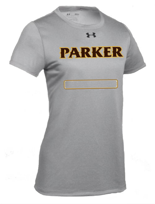 "PE Ladies Locker Tee 2.0 - ""PARKER - NAME WINDOW"""