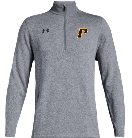 "Men's Peak Performance Fleece QZ- ""P"" or ""SHIELD"""