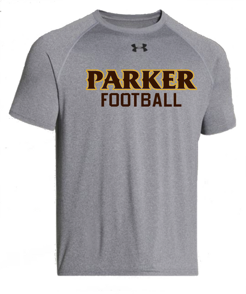 "Mens Locker Tee 2.0 - ""PARKER FOOTBALL"""