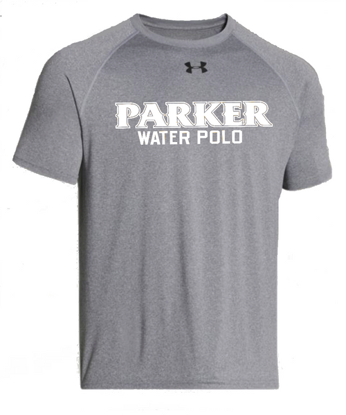 "Men's Locker Tee 2.0 - ""PARKER WATER POLO"""