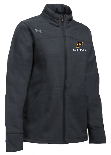 """Ladies Barrage Soft Shell Jacket - """"P WATER POLO"""""""