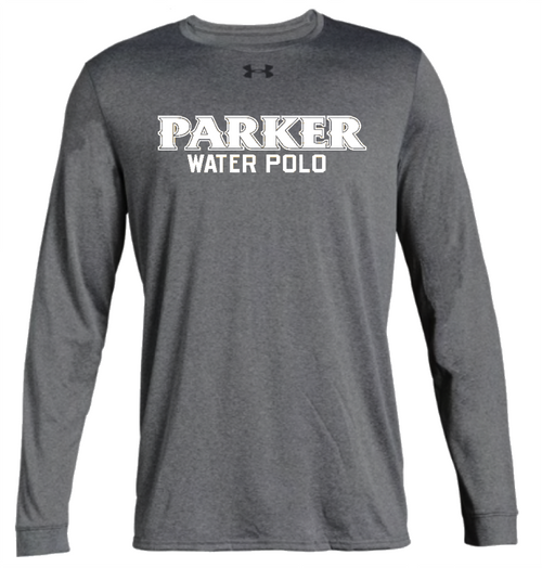"Men's Long Sleeve Locker Tee 2.0 - ""PARKER WATER POLO"""