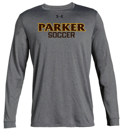 "Men's Long Sleeve Locker Tee 2.0 - ""PARKER SOCCER"""