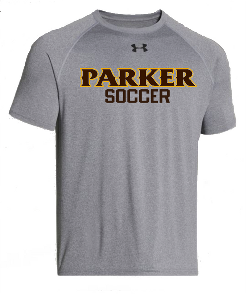 "Men's Locker Tee 2.0 - ""PARKER SOCCER"""