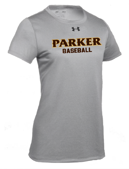 "Ladies Locker Tee 2.0 - ""PARKER BASEBALL"""
