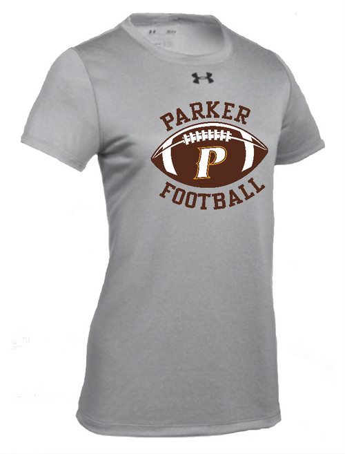 "Ladies Locker Tee 2.0 - ""PARKER W/FOOTBALL"""