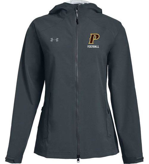 "Ladies Storm Rain Jacket - ""P-FOOTBALL"""