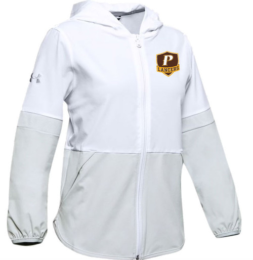 """Girls Squad Woven Jacket - """"P"""" or """"SHIELD"""""""
