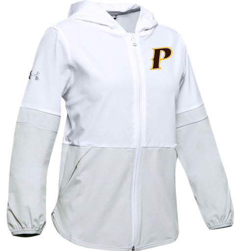 "Girls Squad Woven Jacket - ""P"" or ""SHIELD"""