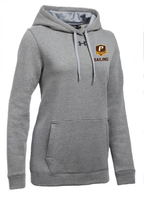 "Ladies Hustle Fleece Hoody - ""SHIELD SAILING"""