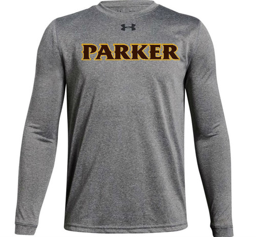 "Youth Locker Tee LS - ""PARKER"" [colors: white, gray, carbon]"