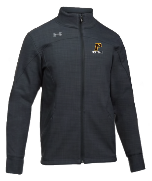 "Men's Barrage Soft Shell Jacket - ""P - SOFTBALL"""