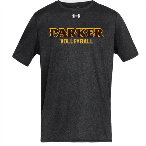 "Men's Locker Tee 2.0 - ""PARKER VOLLEYBALL"""