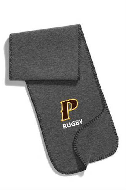 """Fleece Scarf - """"P-RUGBY"""""""