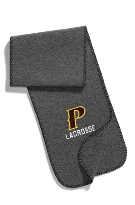 "Fleece Scarf - ""P-LACROSSE"""